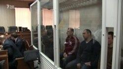 Суд у справі 5 екс-«беркутівців» продовжив слідчий експеримент (відео)