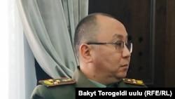 Нуркамал Набиев.