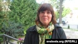 Алена Лапцёнак