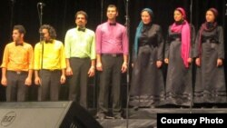 Tehran choir at World Choir Games Riga