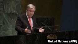 Sekretari i Përgjithshëm i OKB-së, Antonio Guterres