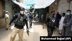 ارشیف، پاکستان کې پولیس