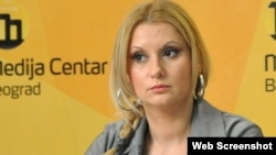 Apsurdno očekivati od predstavnika vlasti da osude pritiske na medije: Aleksandra Jerkov