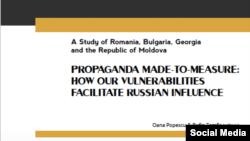 Detaliu de pe coperta studiului realizat de Global Focus Center România.