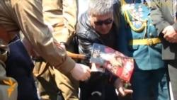 Сожжение журнала о Гитлере