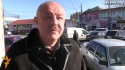 Симферопольцы о массовом отключении электричества в Крыму