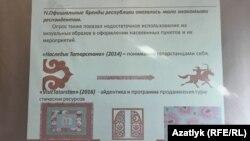 Татарстанның рәсми брендларына халык мөнәсәбәте