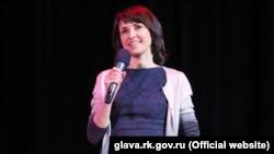 Олена Аксенова