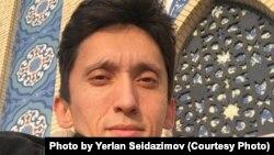 Ерлан Сейдазимов, житель Тараза, участвовавший в праймериз «Нур Отана».