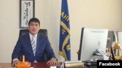 Жандос Шарип, советник президента Монголии.