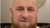 Chechen leader Ramzan Kadyrov unveiled his new haircut on Instagram.