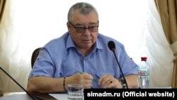 Колишній голова Громадської палати Криму Григорій Іоффе