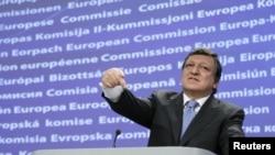 Голова Європейської комісії Жозе Мануель Баррозу, Брюссель, 19 жовтня 2011 року