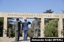 'On (Tito) nije smeo da dozvoli da se odmah posle 1944. godine, kada je Srbija oslobođena, izvrše tako masovna streljanja' (Foto: Spomenik oslobodiocima Beograda)