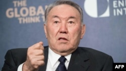 Kazakh President Nursultan Nazarbaev is scheduled to make a three-day visit to the United States starting January 16.
