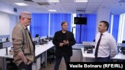 Vasile Botnaru, Vitalie Călugăreanu, Vlad Țurcanu