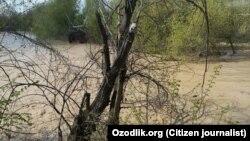 Uzbekistan - Flooding in Tashkent region