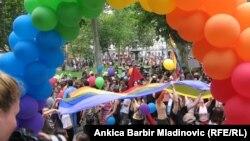Zagreb Pride 2011 (arhivska fotografija)