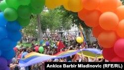 Pride u Zagrebu, 2011.