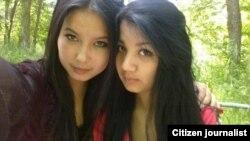 """Пропавшие девушки. Фото ИД """"Вечерний Бишкек""""."""