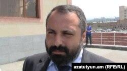 ԼՂ նախագահի աշխատակազմի տեղեկատվության գլխավոր վարչության պետ Դավիթ Բաբայան