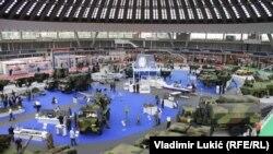 Sajam vojne opreme u Beogradu
