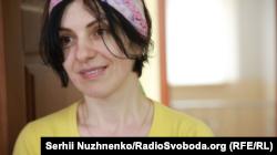 Іванна Щербина, керівник мережі бібліотек Солом'янського району