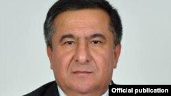Замначальника Главного управления программирования инвестиций и развития регионов Минэкономразвития Таджикистана Аскар Нурализода.