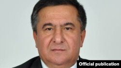 Tajik government official Askar Nuralizoda (file photo)