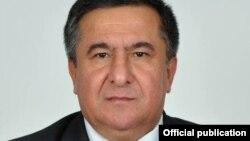 Экс-заместитель начальник Главного управления программирования инвестиций и развития регионов Минэкономразвития Таджикистана Аскар Нурализода.