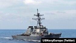 Эсминец США «Лабун»
