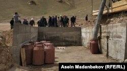 Кызыл-Омполдогу уран кени. 20-апрель, 2019-жыл.