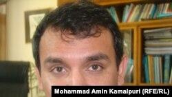 نادر نادری رییس افتخاری فیفا یا بنیاد انتخابات آزاد و عادلانه افغانستان