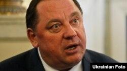 Колишній депутат Верховної Ради Петро Мельник