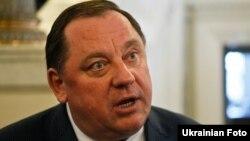 Екс-депутат Петро Мельник