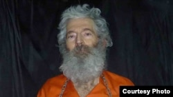 Robert Levinson disappeared on the Iranian island of Kish in 2007. (file photo)