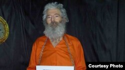 Missing retired FBI agent Robert Levinson while in Iran (undated)