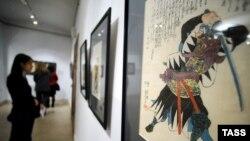 47 самураев разместились в московском музее имени Пушкина