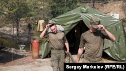 Сандармох. Экспедиция Российского военно-исторического общества