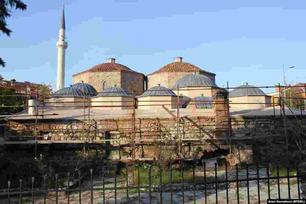 Mehmet Pasha Hamam in Prizren