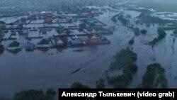 Наводнение в Забайкалье