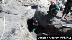 Спасательная операция в шахте. 14 августа 2013 года