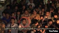Джихадисты из Казахстана в Сирии. Иллюстративное фото