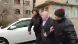 Arif Hacılı aksiyaya gedərkən saxlandı