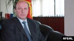Иџет Мемети, народен правовбранител.