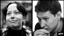 Анастасія Бабурова і Станіслава Маркелов