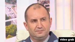 Переможець першого туру виборів президента Болгарії Румен Радев