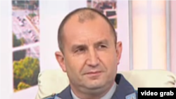 Ex-gen. Rumen Radev