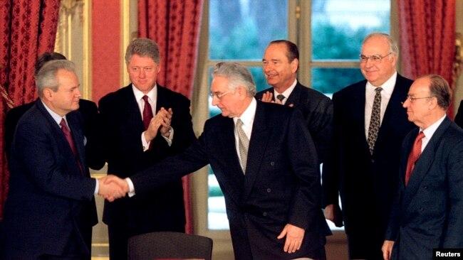 Rat u Bosni i Hercegovini okončan je 1995. godine Dejtonskim sporazumom