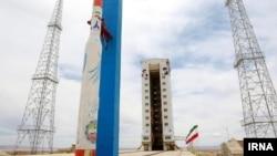Sateliti Zafar i Iranit.